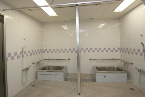 生活評価コーナー 浴室