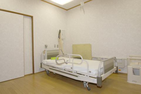 実生活体験コーナー 寝室
