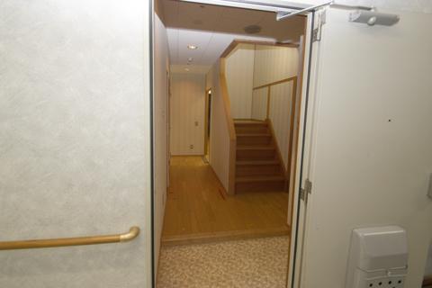 実生活体験コーナー 廊下・階段