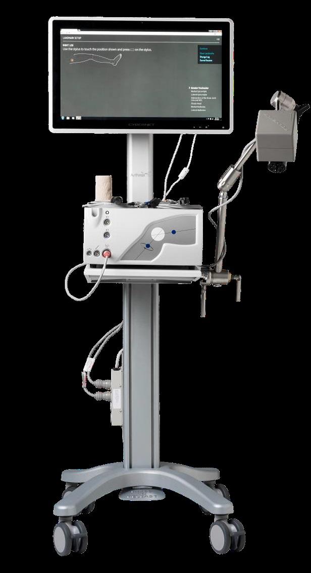 三次元電磁気計測システム